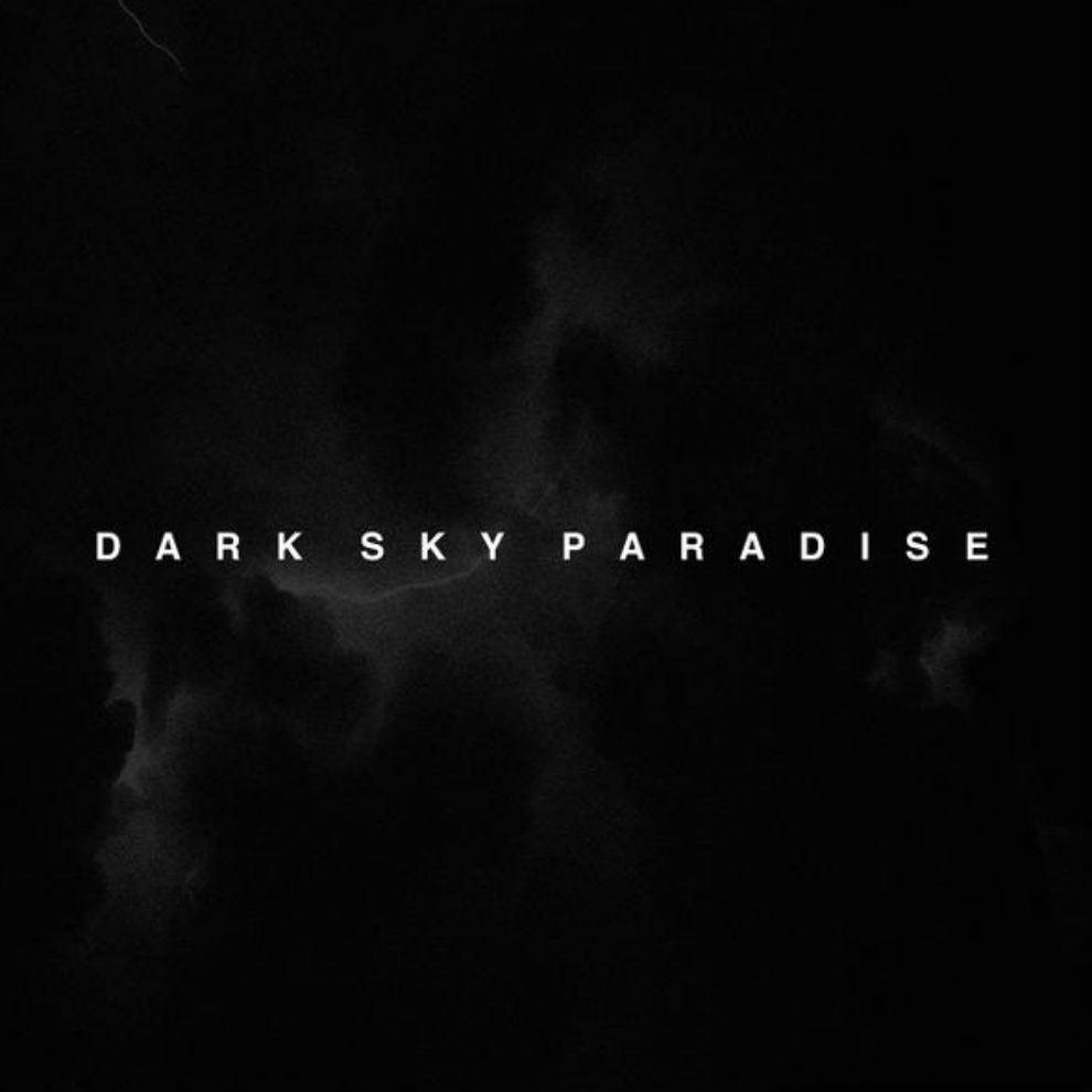 Cover art for 'Dark Sky Paradise'