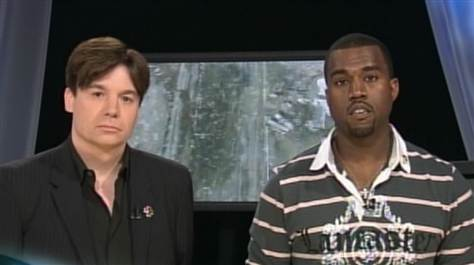 """Mike Myers doesn't care about black people"""" – the now infamous quote that polarized opinion on both celebrities."""