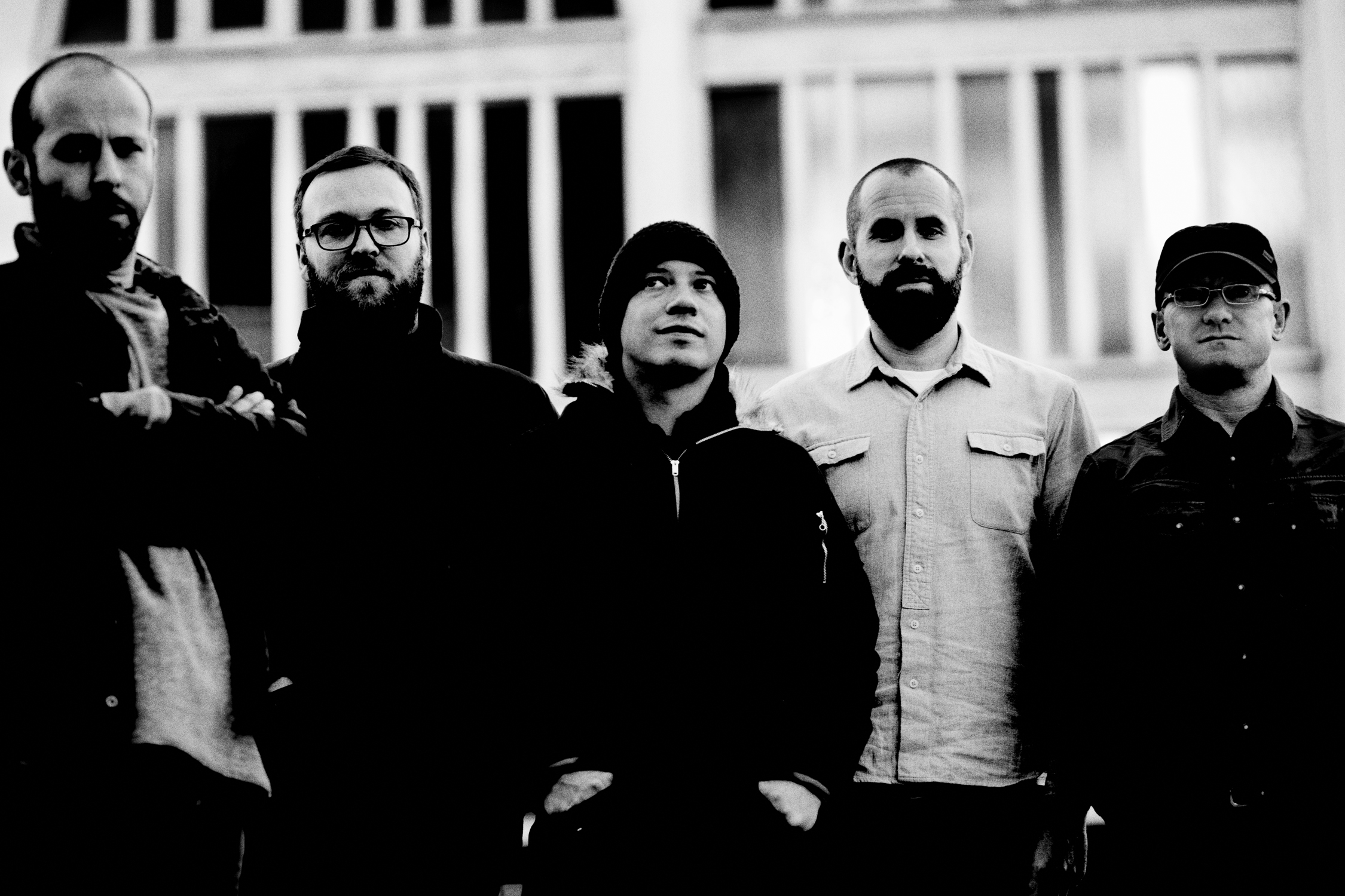 Mogwai Band Photo September 2013