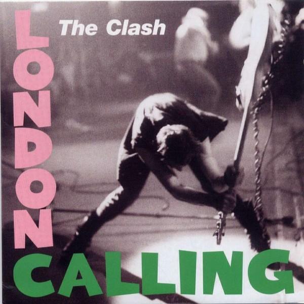 The Clash, London Calling