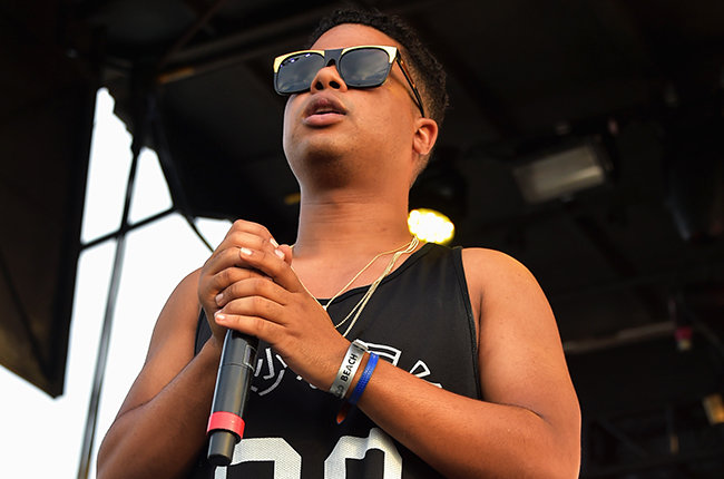 WANTAGH, NY - AUGUST 23:  Makonnen Sheran aka ILoveMakonnen performs during Billboard Hot 100 Festival - Day 2 at Nikon at Jones Beach Theater on August 23, 2015 in Wantagh, New York.  (Photo by Theo Wargo/Getty Images for Billboard) *** Local Caption *** Makonnen Sheran
