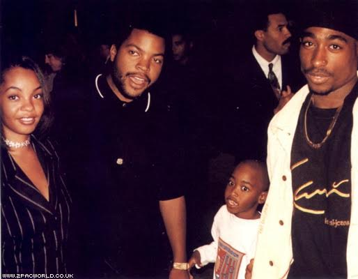 J Cole And His Brother Ice Cube VS 2Pac: Two ...