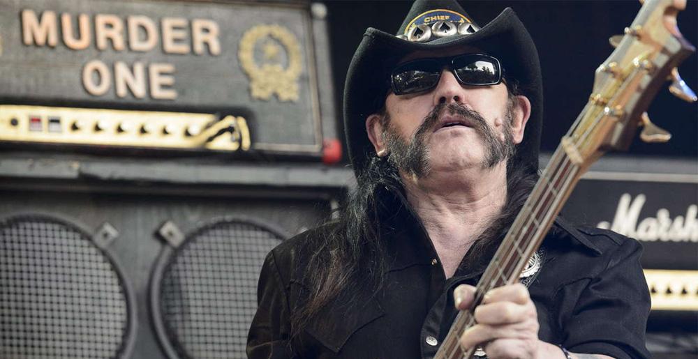 RIP Lemmy Kilmister Of Motörhead, Dead At 70 Years Old