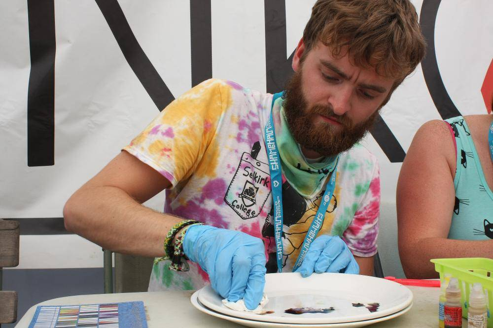 Pill testing at Shambhala Music Festival in Canada
