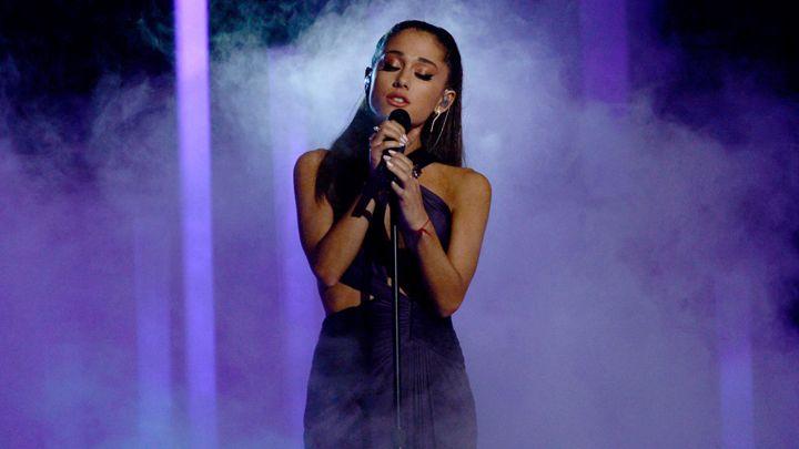 Ariana Grande Does