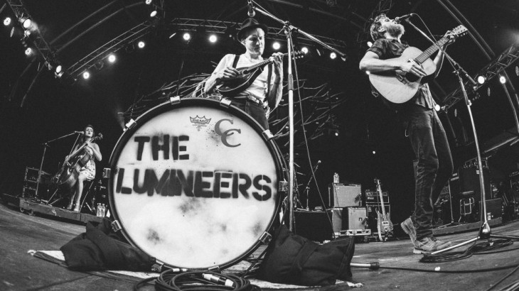 the lumineers sydney