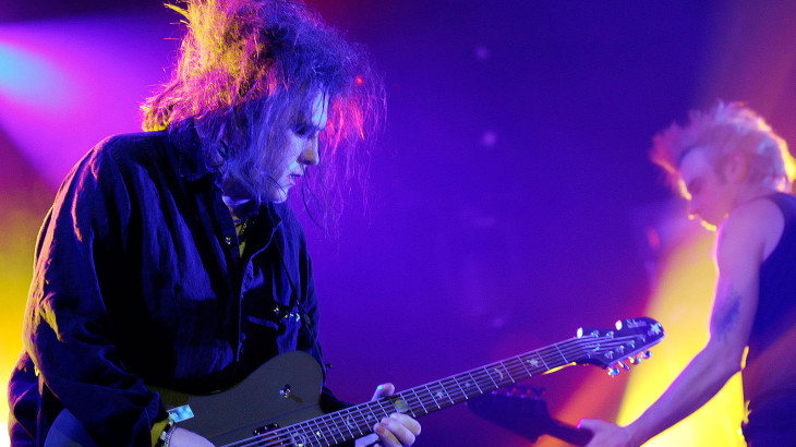 The Cure, 16.02.2008, Velodrom, Berlin   ///   Foto: Monique WŸstenhagen
