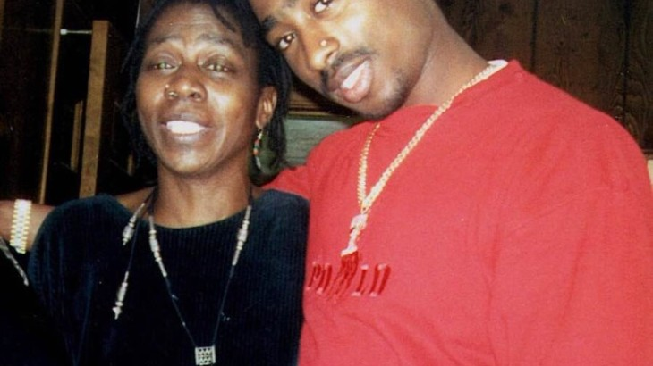 Afeni and Tupac