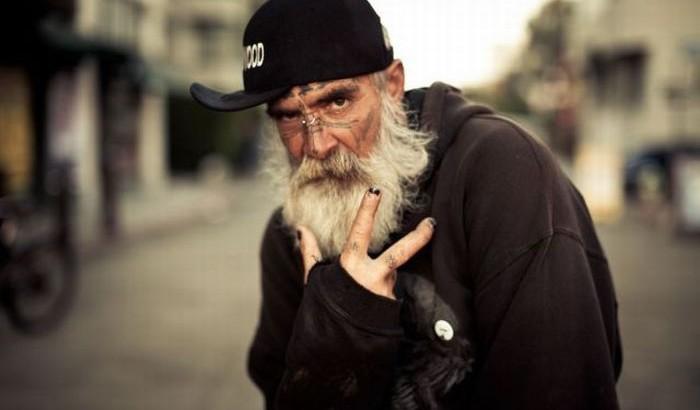 Old rapper