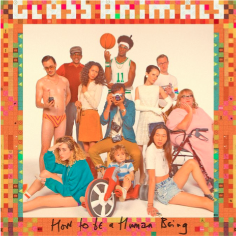 Artwork for Glass Animals - How To Be A Human Being