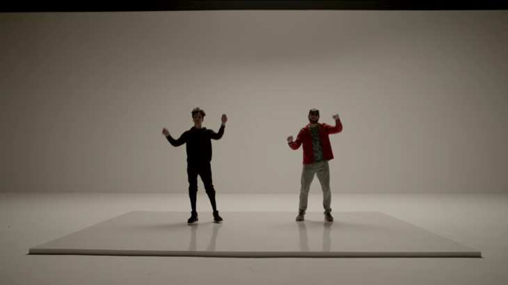 Kanye West Joins Francis and the Lights for 'Friends' Video