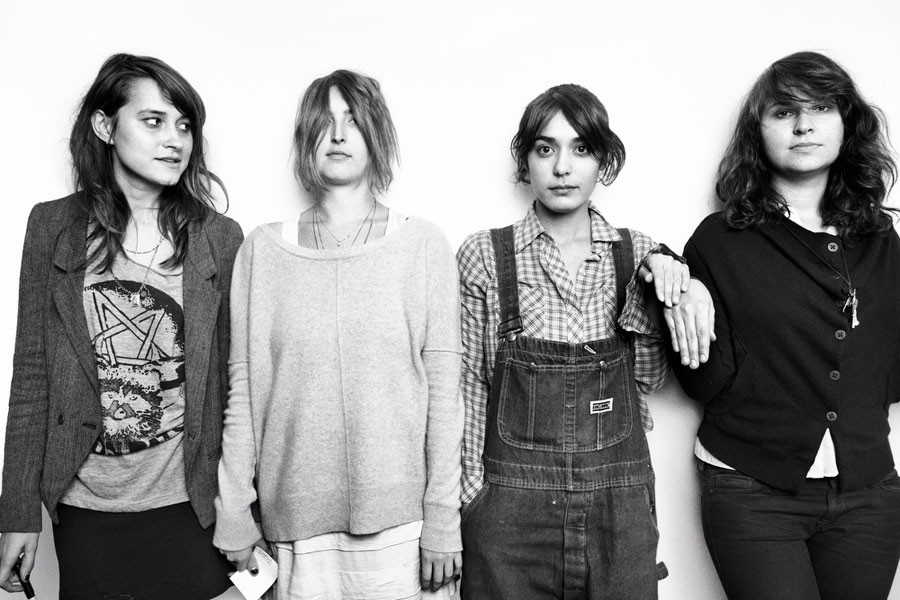 """Warpaint Announce Upcoming Album and Release """"New Song ..."""