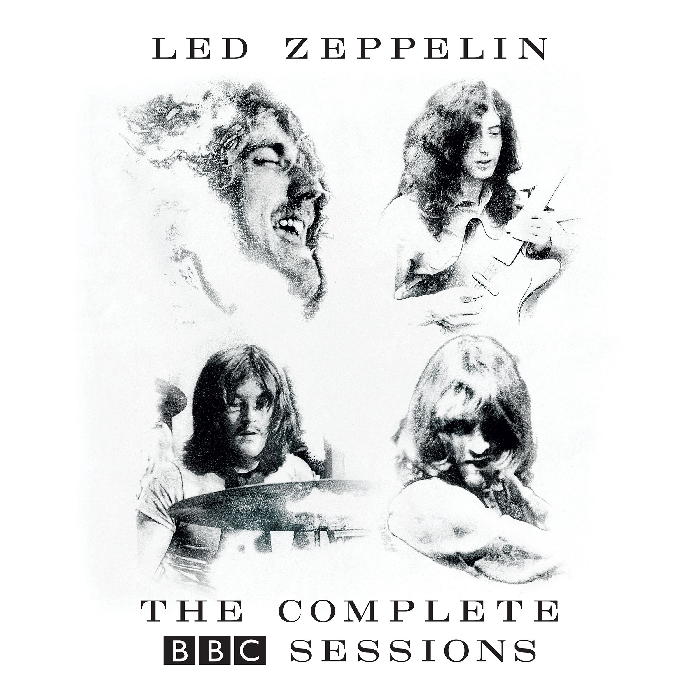 Led Zeppelin Complete Sessions