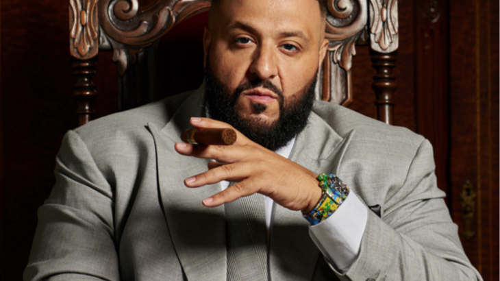 DJ Khaled tops Billboard chart