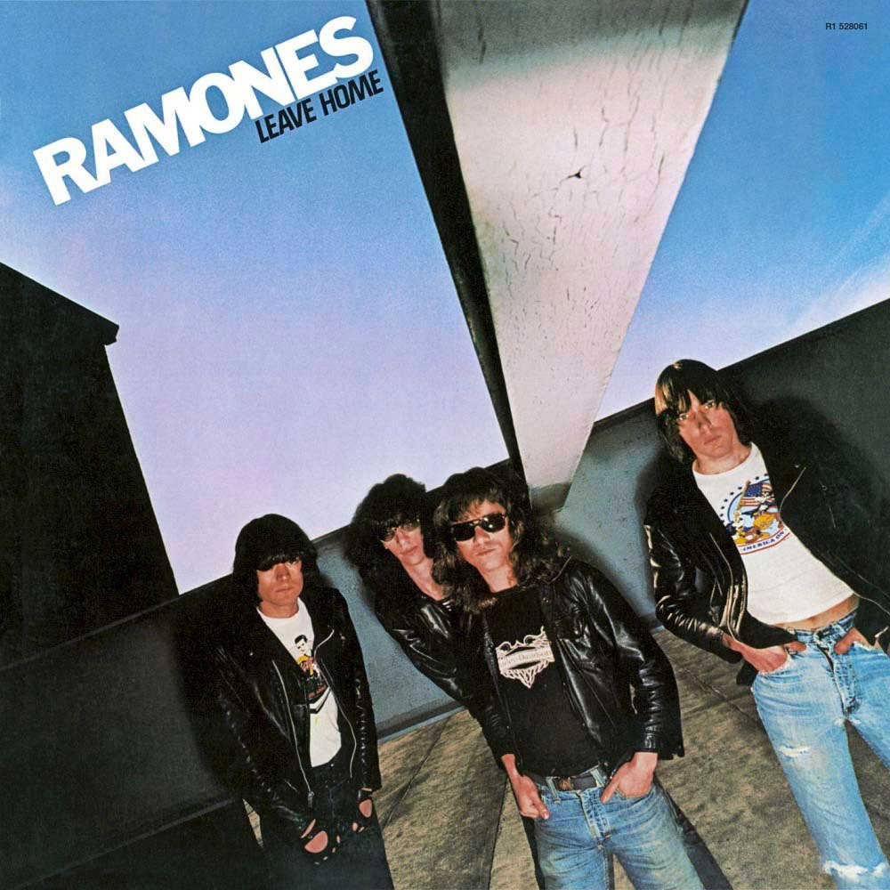 """Flashback Friday: The Ramones, """"Leave Home"""""""