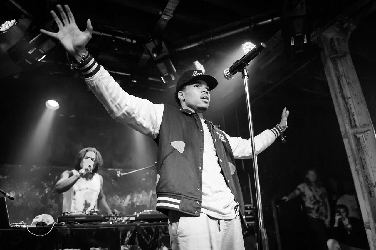 chance the rapper  39 s australian tour what to expect     howl   echoes Chance the Rapper Album Cover  Chance The Rapper Coloring Book Tour 2016