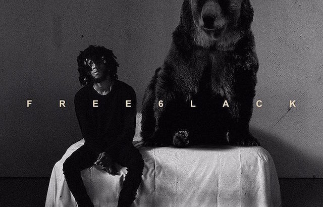 6lack-free-6lack-album-cover-art