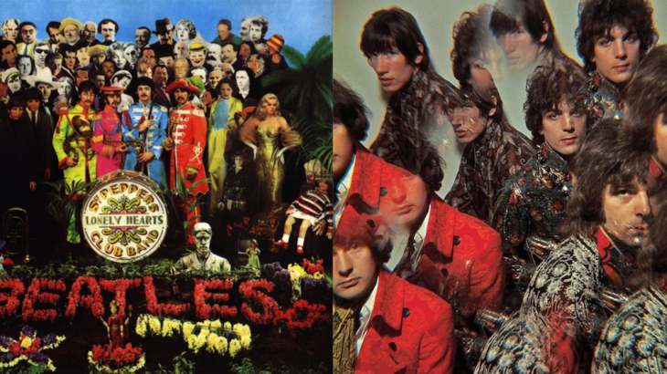 Did You Know: Pink Floyd's Piper & Beatles' Sgt Pepper's