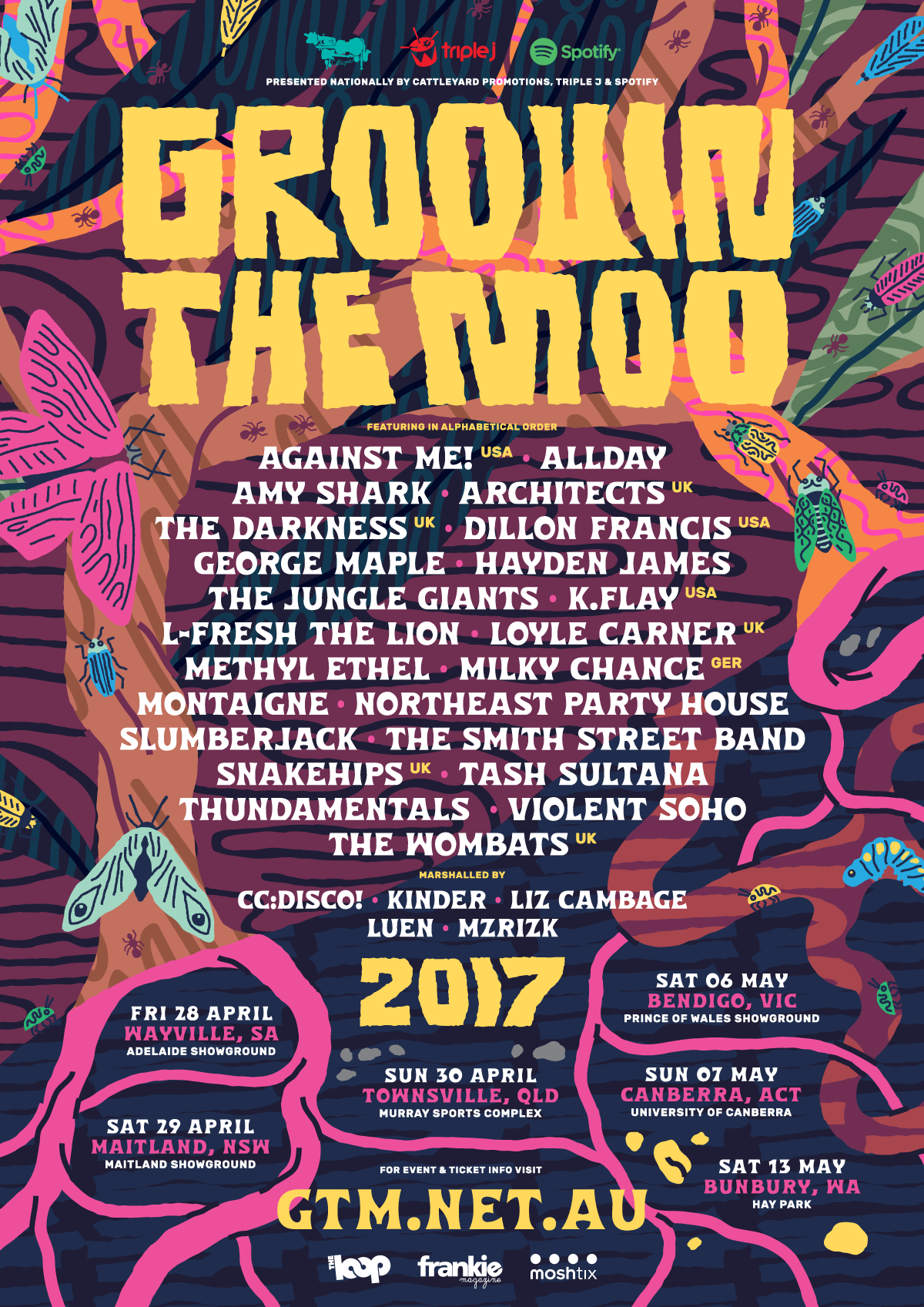 GTM 2017 Poster Artwork