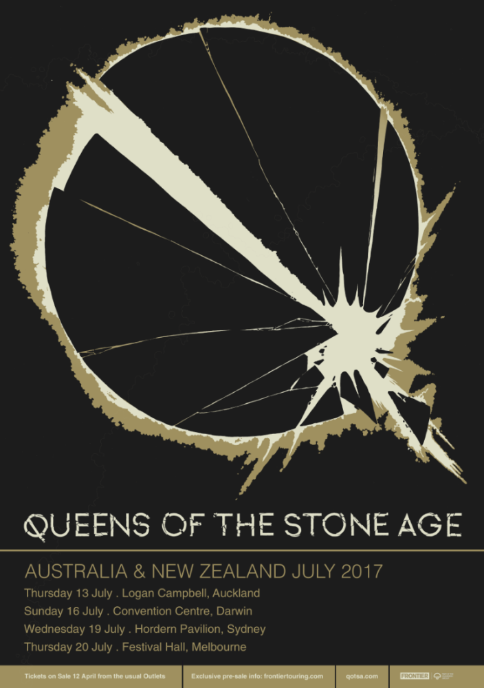 Queens Of The Stone Age Announce Headline Tour Howl Amp Echoes
